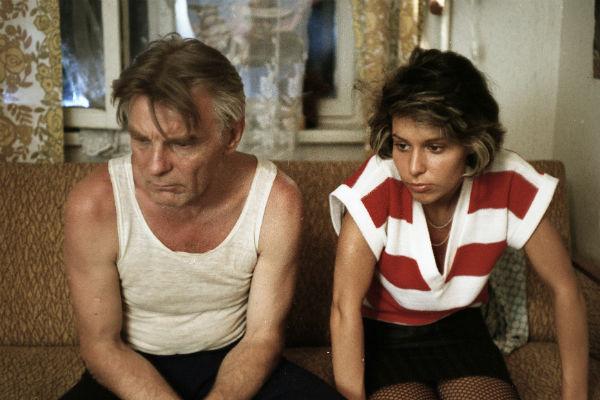 В кино Назарову чаще всего достаются роли мужчин со сложными судьбами
