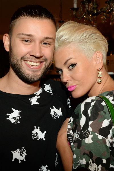 Таня Терешина и Слава Никитин
