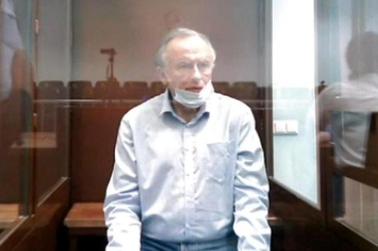Соколов в ходе заседания суда