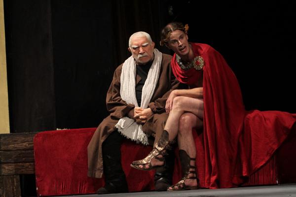 Армен Борисович вернулся в театр, которым руководит более 20 лет