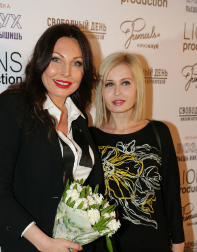 Наталья Бочкарева принимает поздравления с премьерой