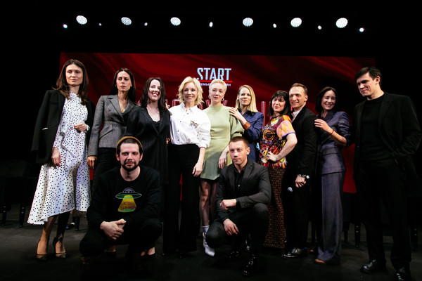 Команда второго сезона сериала «Содержанки