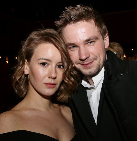 Ирина Старшенбаум и Александр Петров