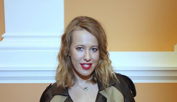 «Голая и молодая»: столичный фотограф опубликовал архивное фото Ксении Собчак