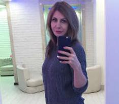 Ирина Агибалова продемонстрировала осиную талию