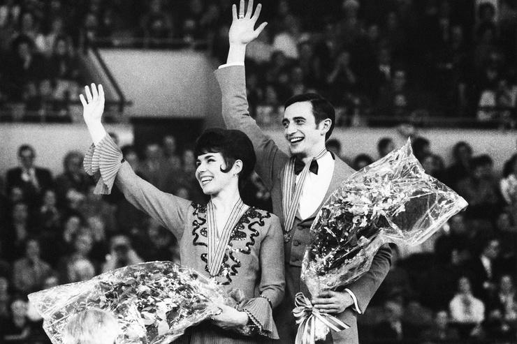 За череду побед в международных соревнованиях пару внесли в Книгу Рекордов Гиннесса