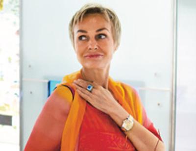 Наталья Андрейченко строит духовный центр на Гавайях