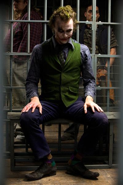 Из-за роли Джокера у Хита Леджера развился психоз