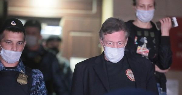 «Боюсь, не доживу до освобождения. Это смертный приговор!»: последнее слово Михаила Ефремова