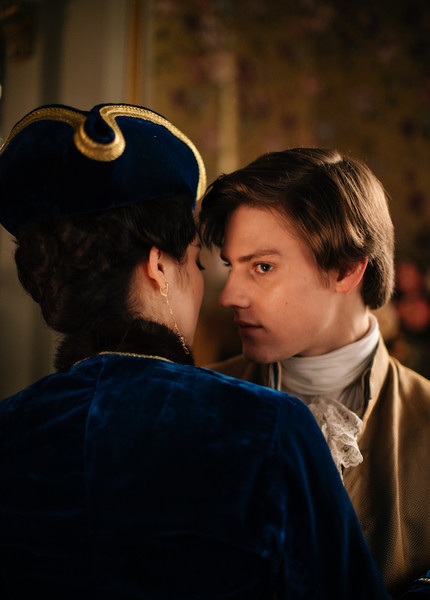 Павел Табаков играет сына императрицы