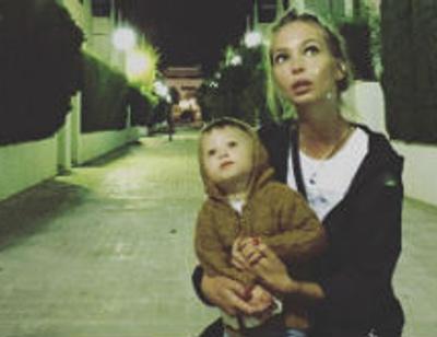 Жена Стаса Пьехи показала подросшего сына