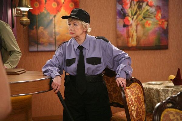 Актриса сыграла бабушку Вики Прутковской
