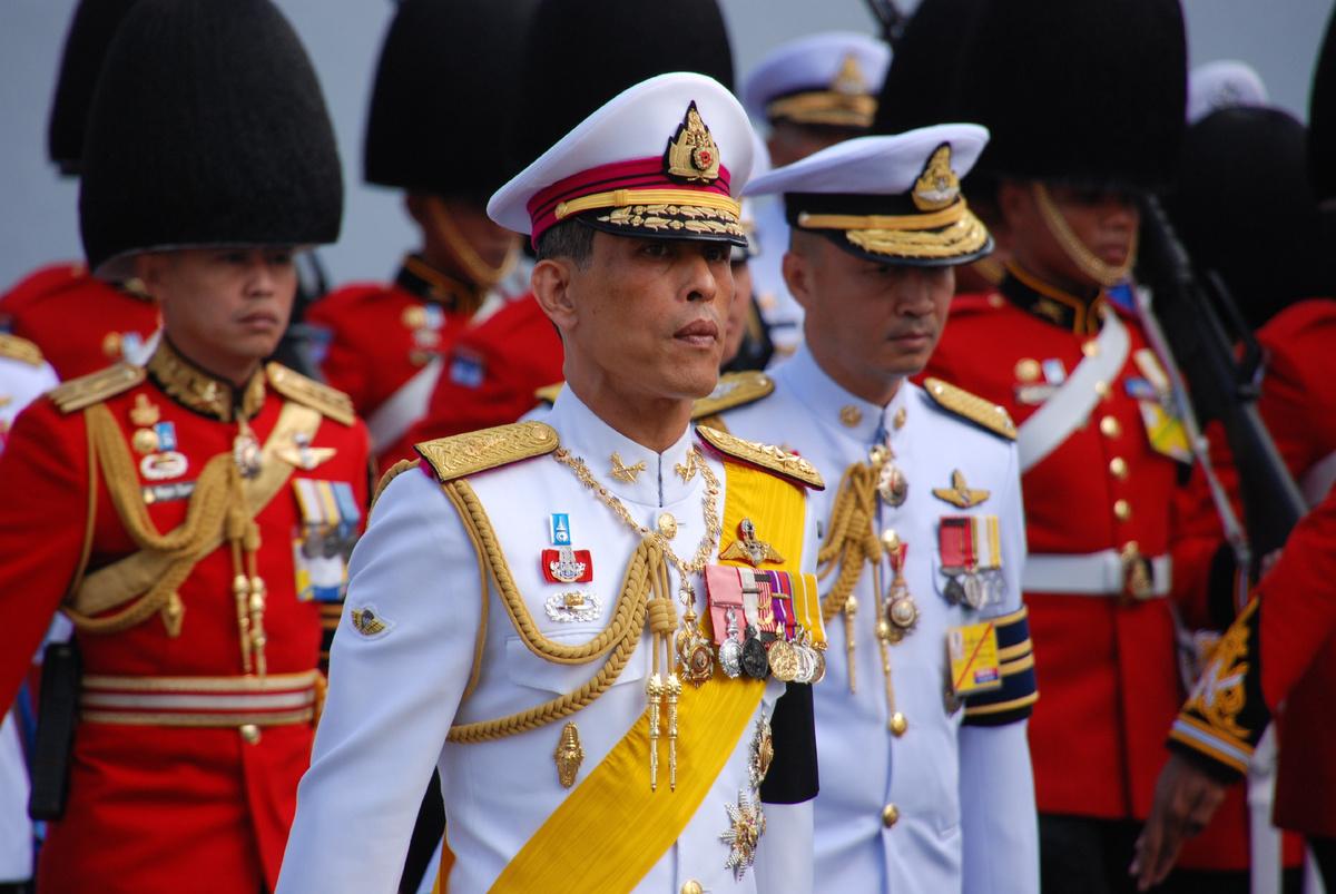 картинка короля таиланда призма используется
