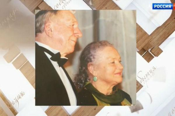 Первая супруга на протяжении сорока лет была поддержкой для актера