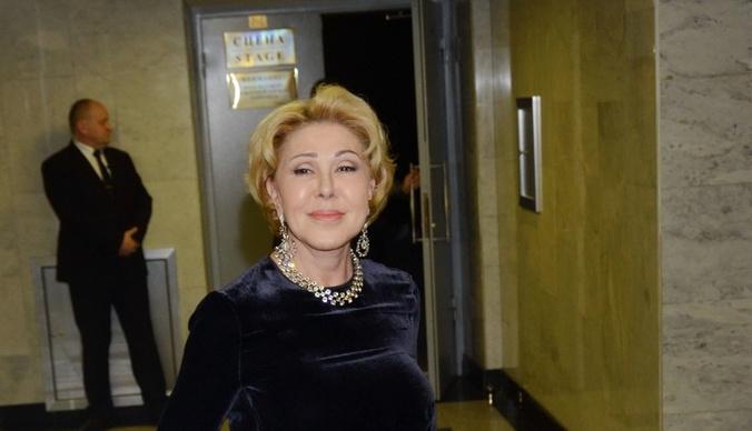 После скандала с дочерью в доме Любови Успенской круглосуточно дежурят врачи