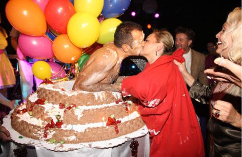 Александр Буйнов и его жена Алена вместе уже 25 лет