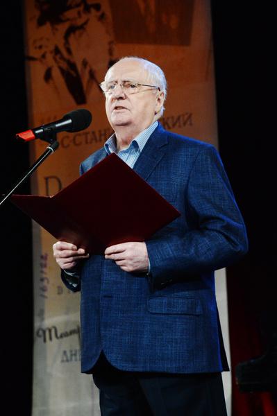 Марк Захаров не переставал участвовать в мероприятиях, связанных с кино и театром