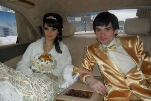 Свадьбу Катя и Венцеслав многие сочли весьма странной