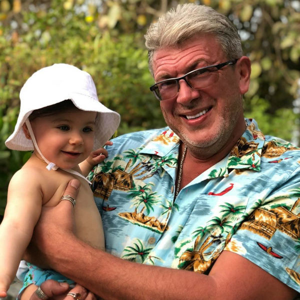 Мужчина обожает дочь Таты