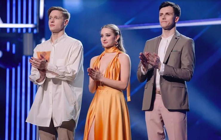 Трое финалистов будут бороться за победу на следующей неделе