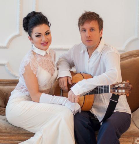 Валерий Дидюля с супругой