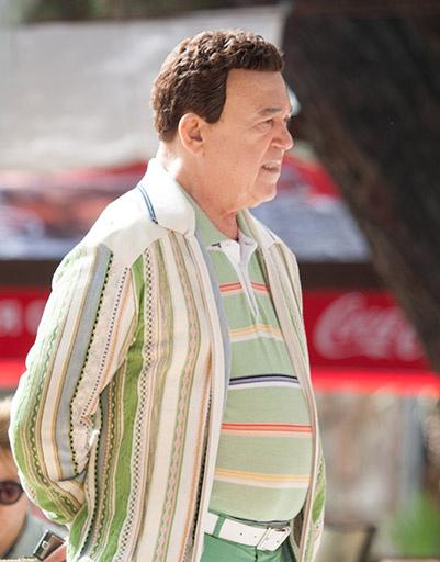Иосиф Кобзон появляется всюду в модном ансамбле актуального мятного оттенка