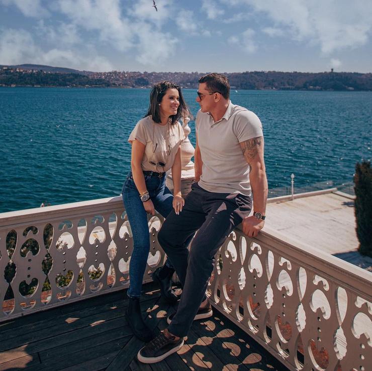 Ксения и Курбан женаты шесть лет