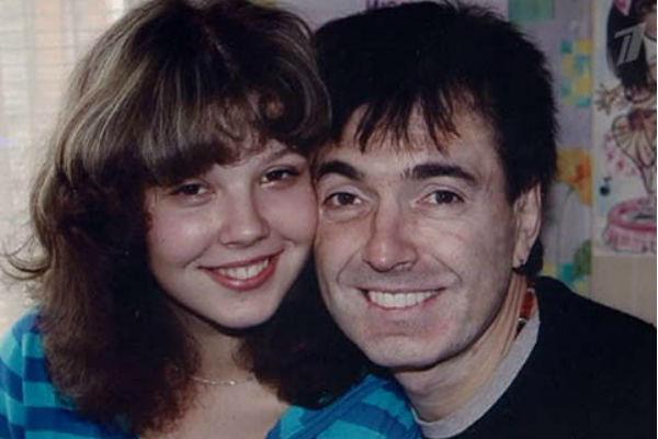 Геннадий с дочерью Ксенией