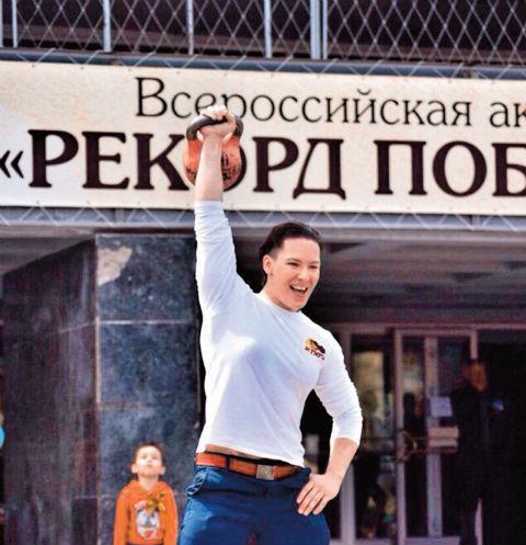На выступлении в Севастополе 19 августа наша героиня постарается установить новый рекорд