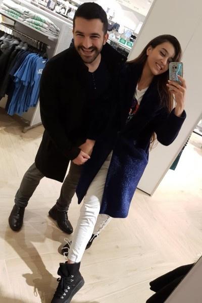 Бахтияр Алиев с супругой
