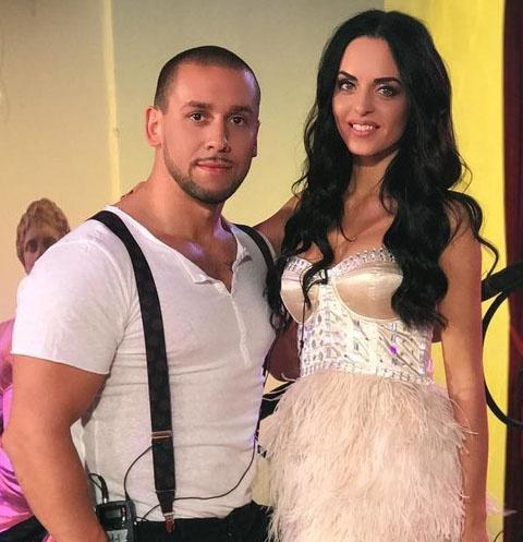 Сергей Кучеров и Юлия Ефременкова