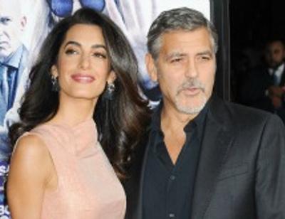 Жена Джорджа Клуни беременна