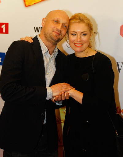 Гоша Куценко и Мария Шукшина