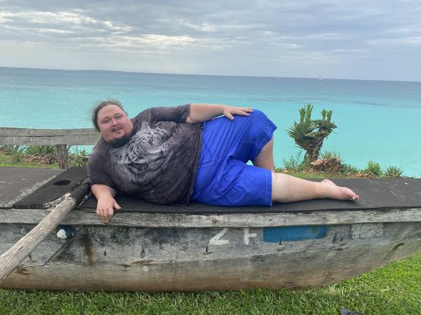 У вас ведь тоже есть такая фото с моря?
