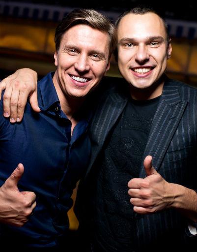 Александр Белов и Дмитрий Нагаицев