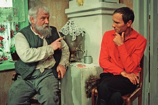 Иван Рыжов часто играл в кино умудренных опытом стариков