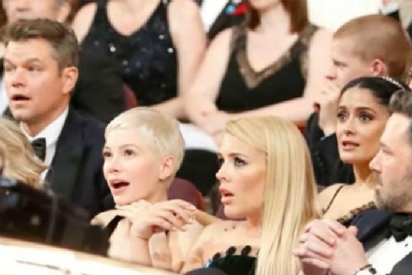 Деятели кино были шокированы финалом церемонии 2017 года