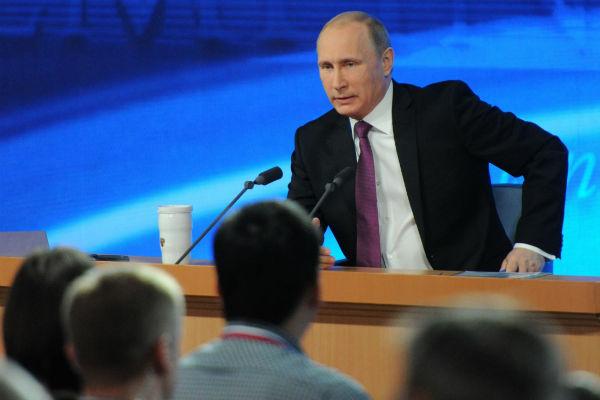 Владимир Путин открыто отвечает на вопросы журналистов, но о личной жизни говорит редко