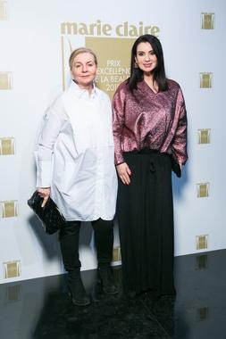 Виктория Андреянова и Екатерина Стриженова