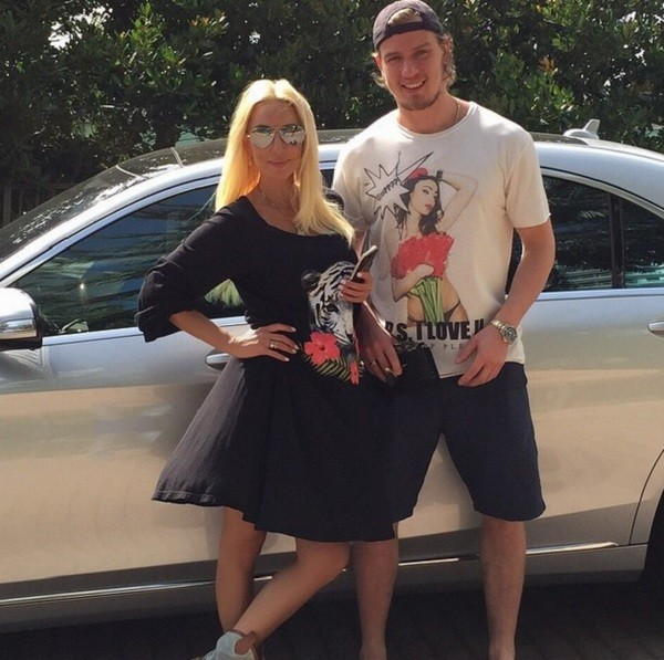 Лера Кудрявцева и Игорь Макаров состоят в браке вот уже несколько лет