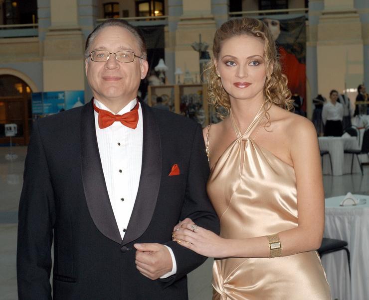 Максим Дунаевский и Марина Рождественская прожили вместе 20 лет