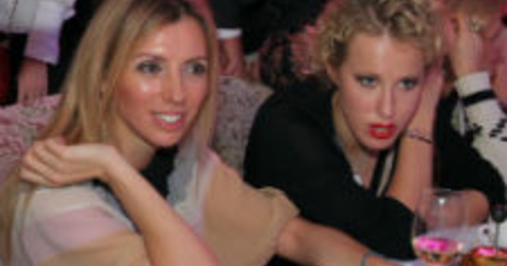 Светлана Бондарчук спровоцировала разговоры о двойне Ксении Собчак