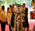 Бывший король Малайзии отказался признать сына от Оксаны Воеводиной