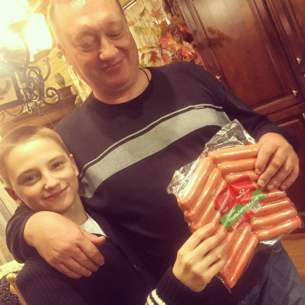 12-летний Владислав был без ума от отца