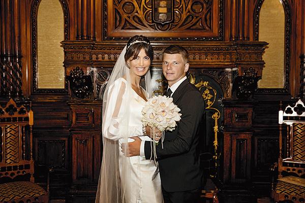 Андрей и Алиса Аршавины поженились 1 сентября 2016 года