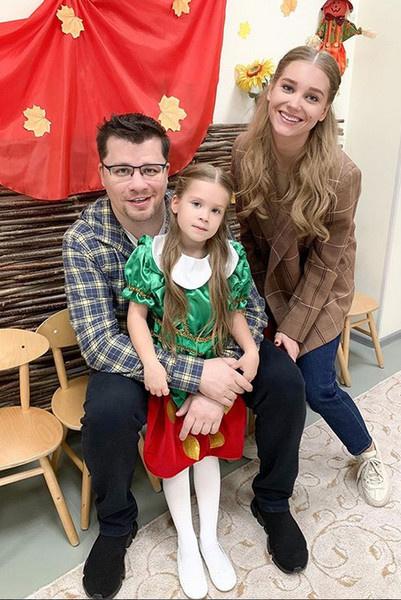 Гарик и Кристина растят дочь