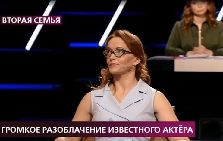 Валентина рассказала, что воспитывает девятилетнего сына от Вадима