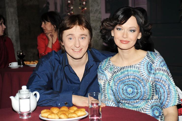Брак Безруковых продлился 15 лет