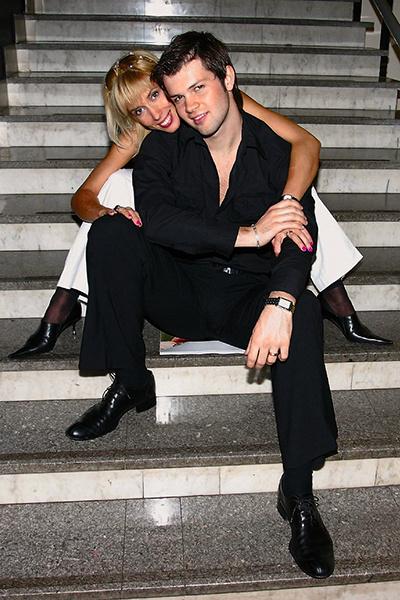 С Дмитрием певица рассталась в 2007 году после четырех лет отношений