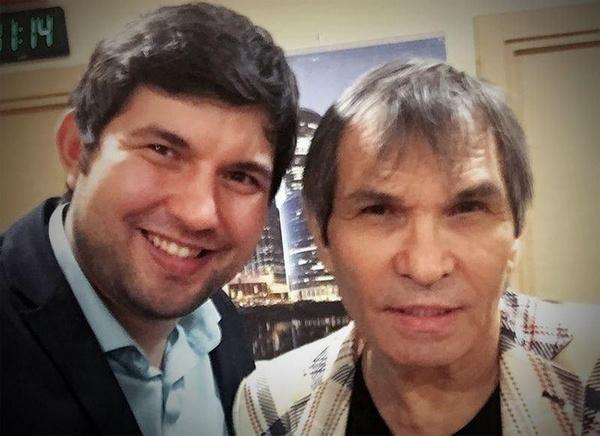 Экс-директор «На-На» подал иск на 3 миллиона к сыну Бари Алибасова